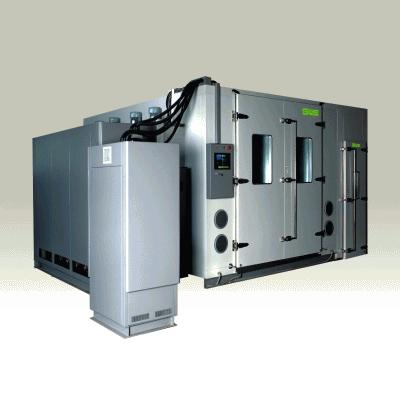 雅瑶系列步入式高低温(湿热)试验室