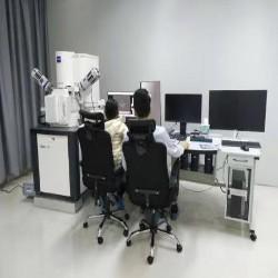 场发射扫描电子显微镜(FE-SEM)