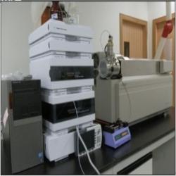 串联四级杆线性离子阱大气压电离质谱系统